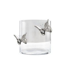 Vaso Illusion butterfly