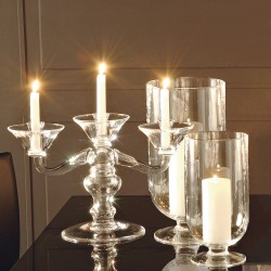 Pisa candle holder