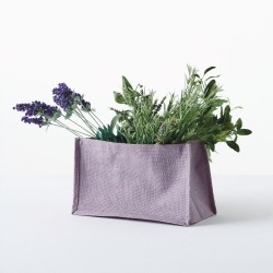 Rectangular flower case
