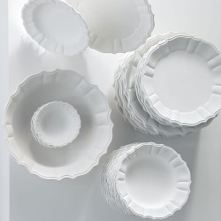 Asolo series soup plate