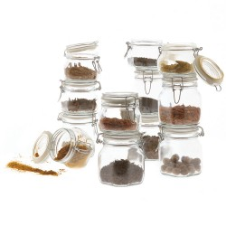 Spice Set Jar - Set 12 Pz