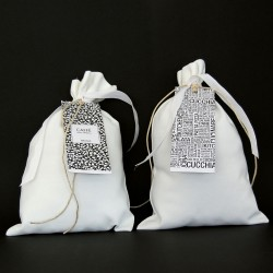 Fabric bag - Set 2 Pz