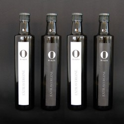 Set of 4 Oil Bottles