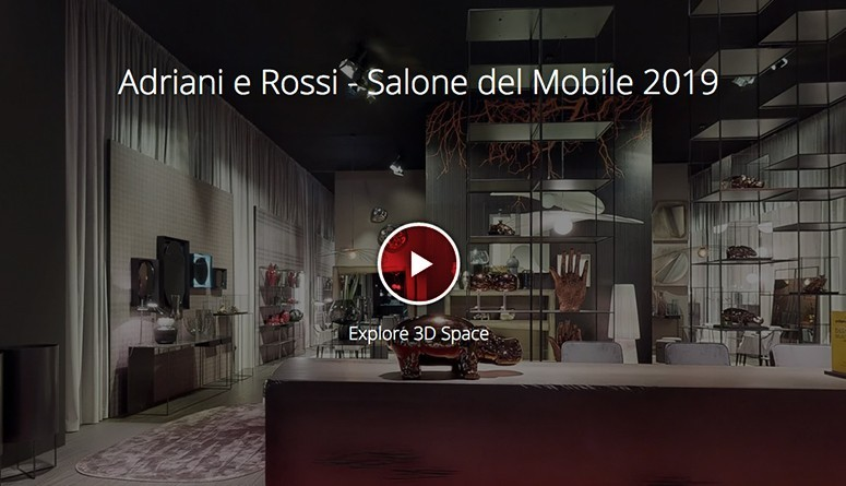 Virtual Tour Salone del Mobile 2019